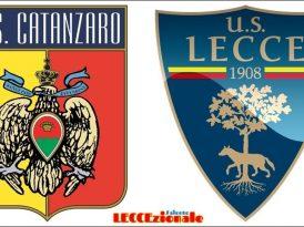 Catanzaro-Lecce, il tabellino