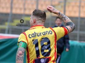 """Felicità Caturano: """"Orgoglioso della stima del Lecce"""""""