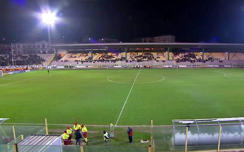 Lecce, Meluso: