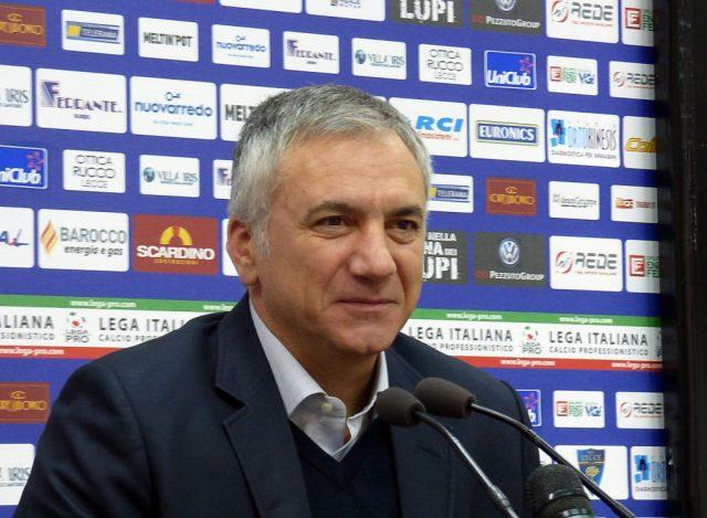 """Meluso: """"Ho scelto il Lecce e non mi pento"""""""