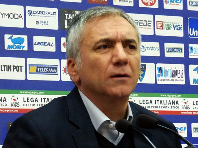 """Meluso: """"Io a Palermo? Resto a Lecce"""""""