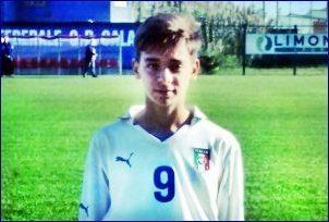 Lecce: Mancarella ancora convocato in Under 15 di Lega Pro
