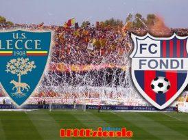 In vendita i biglietti per Lecce-Fondi