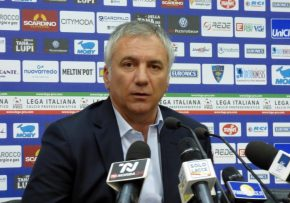 "POST MATCH- Meluso: ""Noi non molliamo"""