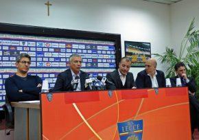 Il Lecce mantiene il silenzio stampa