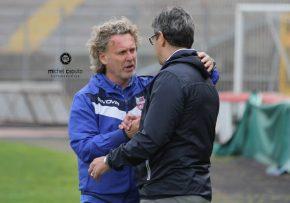 """POST MATCH- Pochesci: """"Solidale con Padalino. Il Lecce può andare in B"""""""