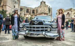 Auto e moto d'epoca alla riscoperta di Isabella Castriota Scanderberg