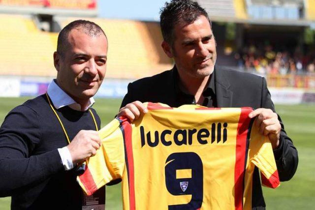"""Amarcord Lucarelli e Conticchio: """"Grazie, Lecce"""""""