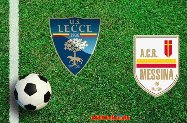 Lecce-Messina, le probabili formazioni