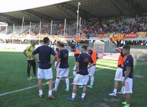 Lecce, rifinitura a porte chiuse