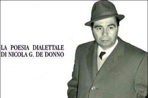 A Maglie la poesia dialettale di Nicola G. De Donno