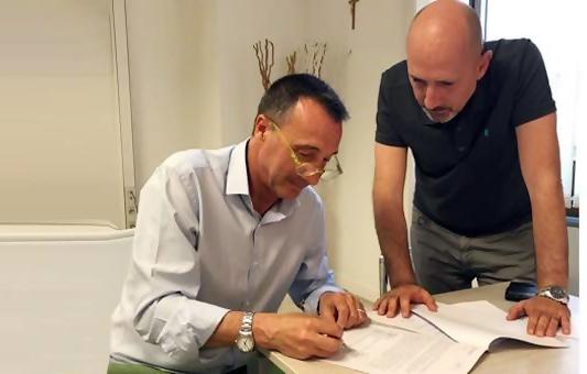 UFFICIALE – Lecce e Roberto Rizzo ancora insieme