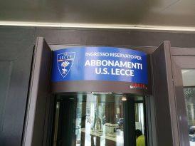 Campagna Abbonamenti U.S. Lecce, partenza col botto