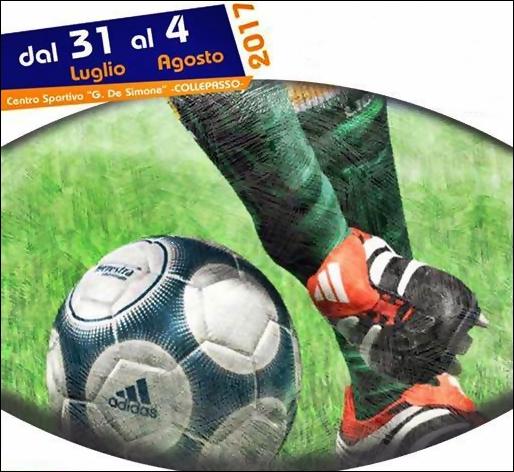 A Collepasso torneo di calcio a 5 per i bimbi dell'Oncologico