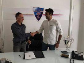 Aratravel top sponsor dell'U.S. Lecce