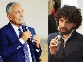 """Serie C, Gravina a Tommasi: """"Indietro non si torna"""""""