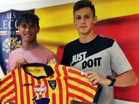 Lecce, anche Dubickas convocato nell'Under 21 lituana