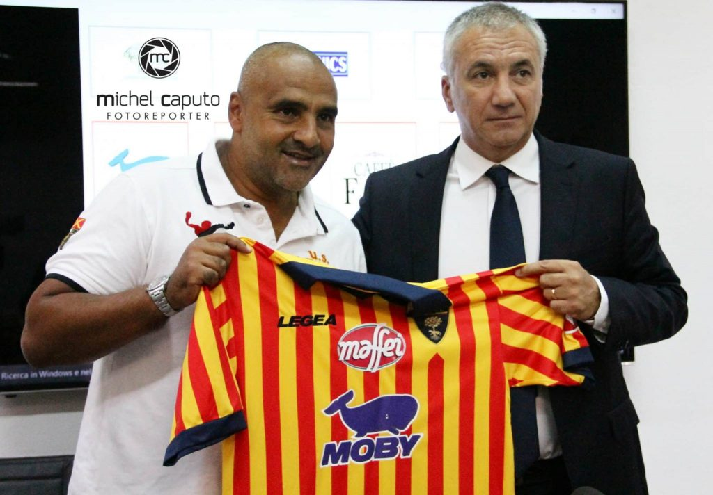 Serie C - Lecce, Liverani: