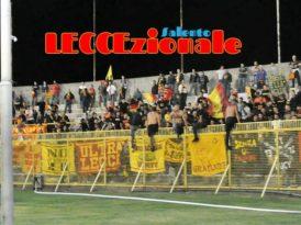 Lecce-tifosi, è riesploso l'amore