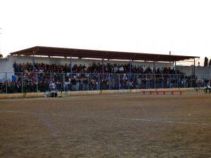 stadio Cezzi Novoli tifosi Ronaldinho