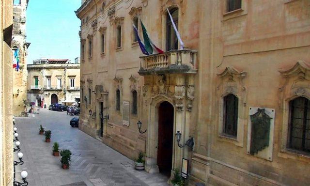Palazzo Carafa, la chiamata a raccolta del Centrodestra