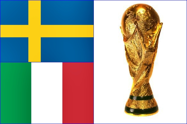 Russia 2018, il play-off sarà Svezia-Italia