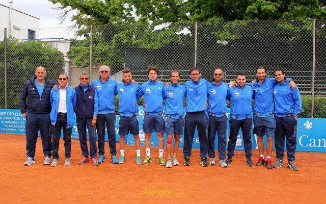Tennis, Serie A-1: Il CT Maglie parte col botto