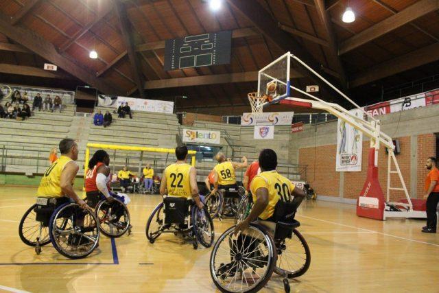 Basket in carrozzina, Serie B: esordio vincente per Lupiae Team Salento