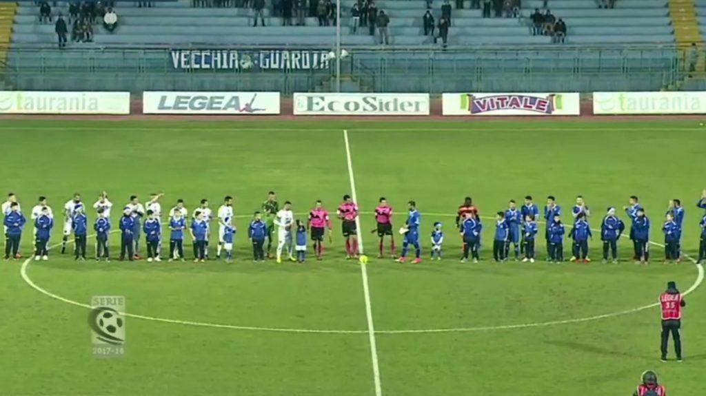 highlights Paganese-Lecce 1-1