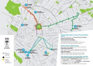 Piano traffico a Lecce per Natale 2017