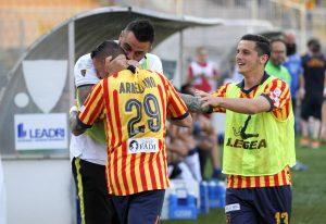highlights Lecce-Paganese 1-0