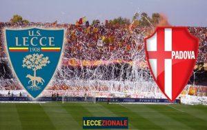 pagelle Lecce-Padova