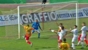 highlights Monopoli-Lecce 4-1